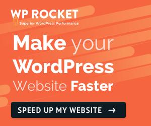 WP Rocket - Make WordPress Load Fast in a Few Clicks